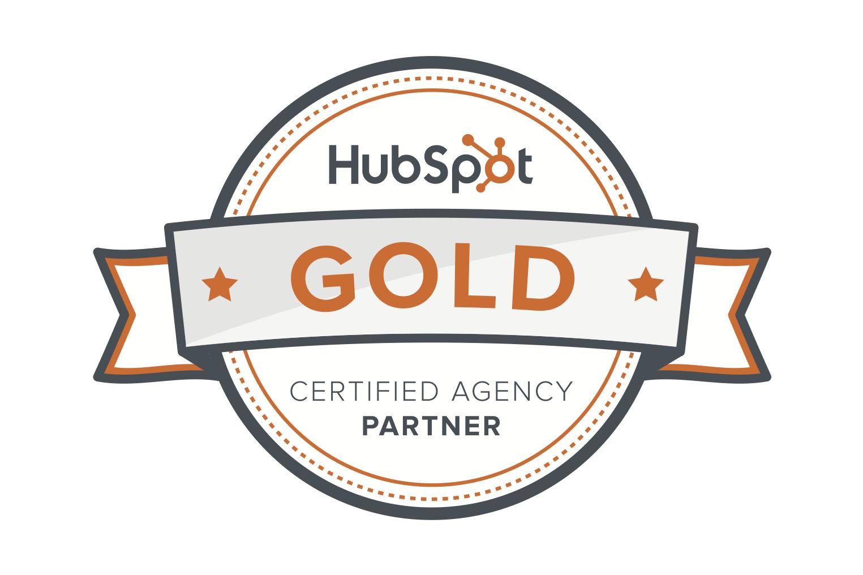 Hubspot Gold Partner Inbound Marketing Agency