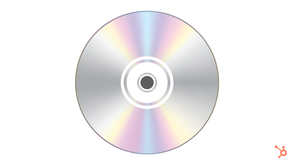 History repeats itself, CD ROM used for software updates in 90s