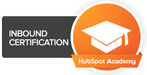 What is Hubspot inbound marketing certification