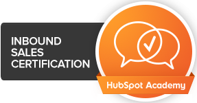 What is HubSpot Inbound sales certification?