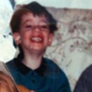 Anthony Pinnick - Childhood Pic 180 x 180
