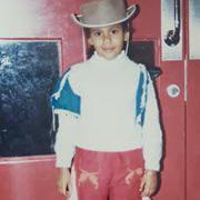 Tamara Downer - Childhood Pic 180 x 180