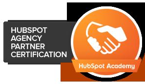 HubSpot marketing agency partner certification