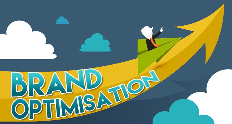 Brand Optimisation Infographic
